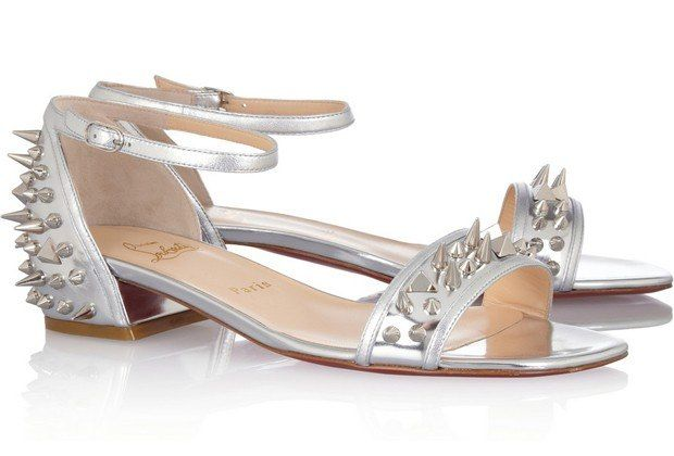 Step in Shine: 25 Must-Have Pairs of Metallic Shoes