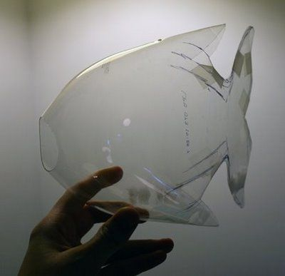 Рыба из пластиковой бутылки своими руками - Mobile-health.ru
