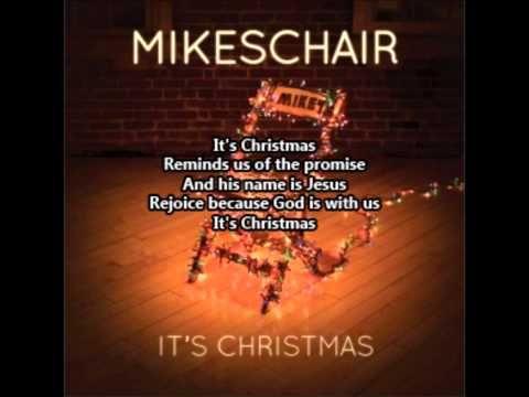 Mikeschair it s christmas christmas music pinterest