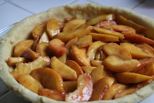 Brown Sugar Peaches