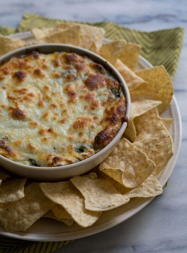Spinach and Artichoke Dip recipe | Favorite Recipes | Pinterest
