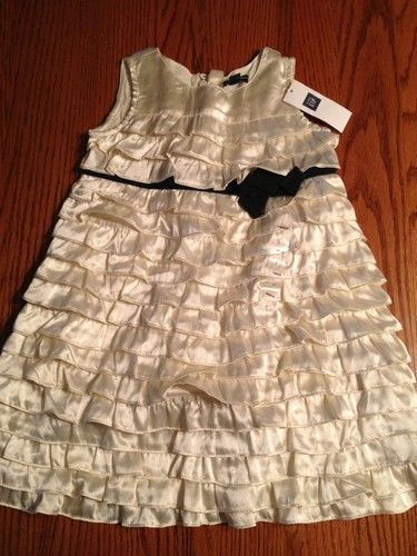 Baby gap holiday 2011 dress 3 toddler new with tags ebay