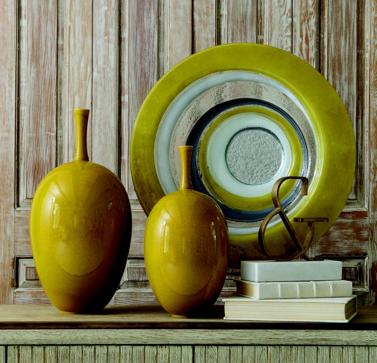 These Ovoid Vases will be on display at @High Point Market in October!