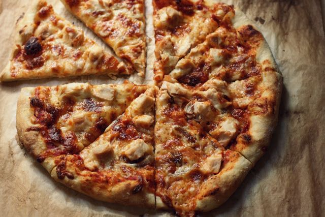no-knead pizza dough | recipes to make & bake | Pinterest
