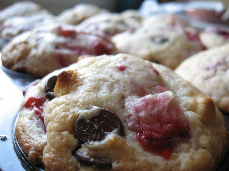 Berry Chocolate Muffins | Tasty Kitchen: A Happy Recipe Community!