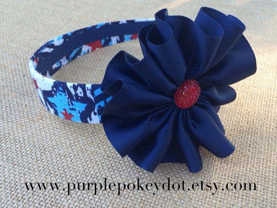 fourth of july headband craft