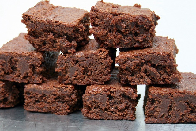 classic brownies, via Smitten Kitchen | Food | Pinterest