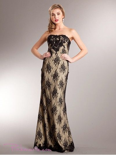 elegant black evening dresses uk