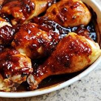 Hot & Sweet Drumsticks by Esther Saint   Chicken little   Pinterest