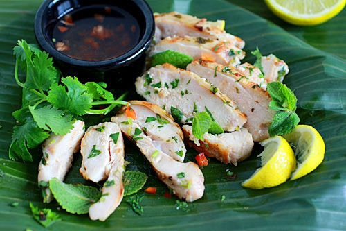 ... lemongrass crust cilantro chicken cilantro chicken salad lemon