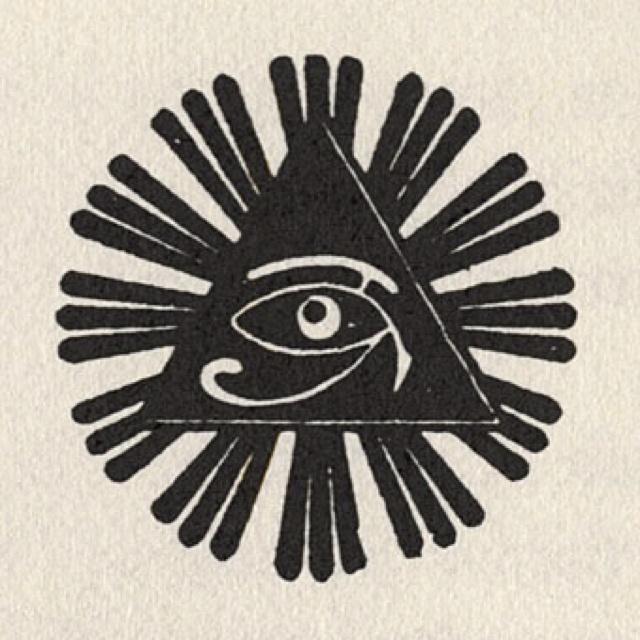 eye of horus eye of ra pineal gland symbol pinterest