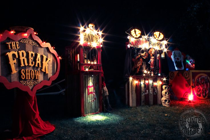Prop Showcase: More Night Circus props