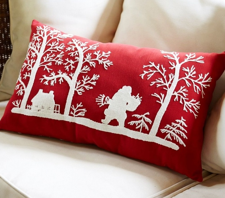 Decorative Christmas Pillows Throws : holiday-pillows-decorative SuPER Pinterest