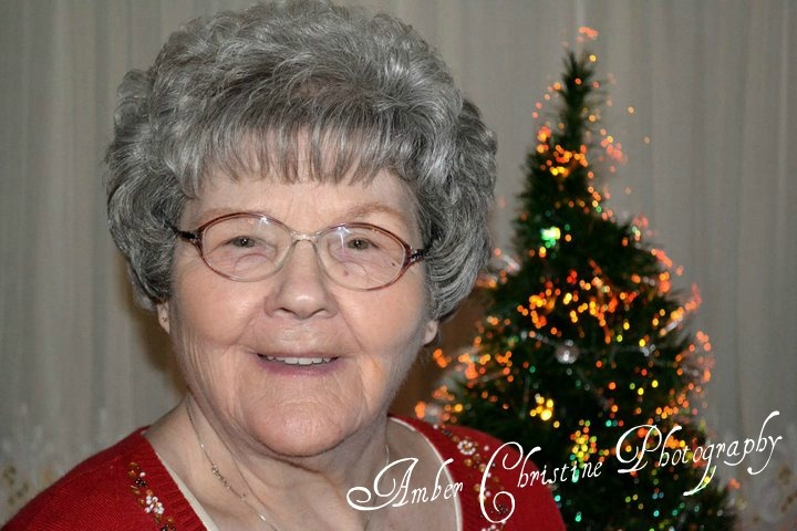 Beautiful Grandma