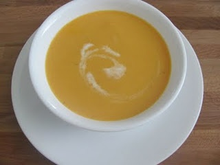 Simple Cream of Carrot Soup | Autumn Cooking (Apples, Pumpkin, Carrot ...