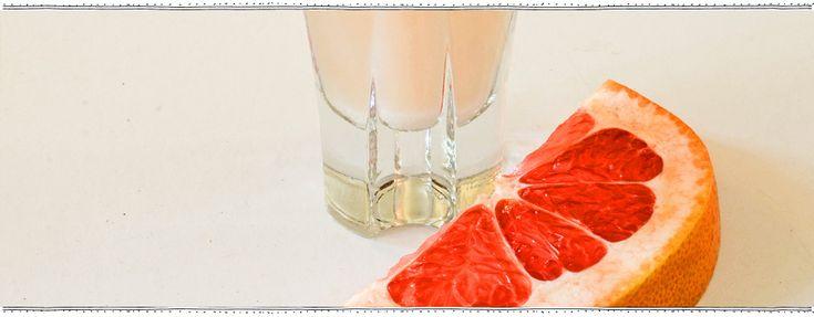 Blood Orange French 75 | slurp! | Pinterest