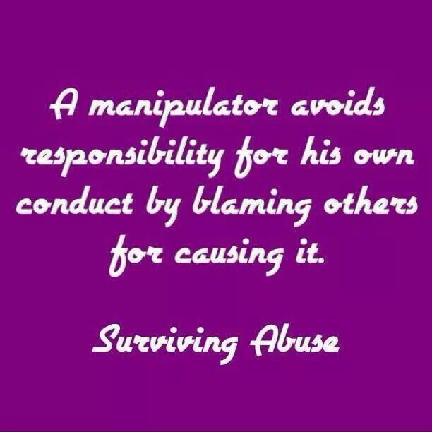 how to avoid manipulation in relationships
