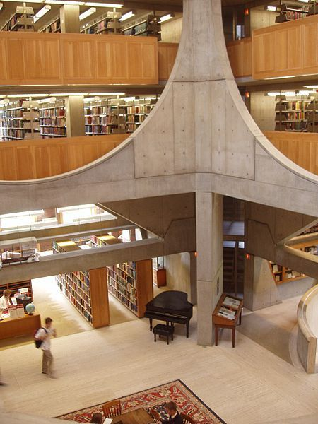 Website with images of many types of beautiful libraries.  Inspiring.  With a section for School Libraries.