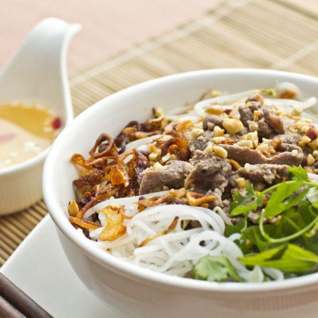 Bun bo Nam Bo | Vietnamese Cuisine | Pinterest