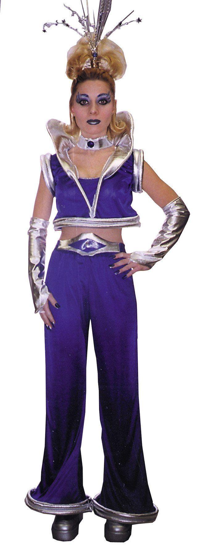 Космический костюм для девушки своими руками 82