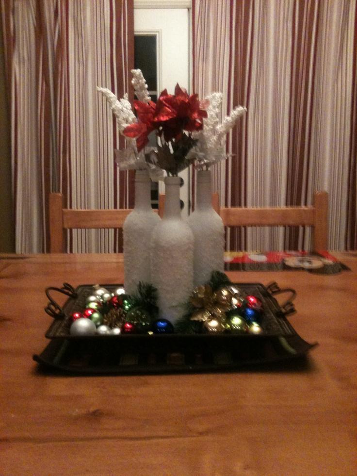 Kitchen table centerpiece ideas pinterest - Ideas for kitchen table centerpieces ...