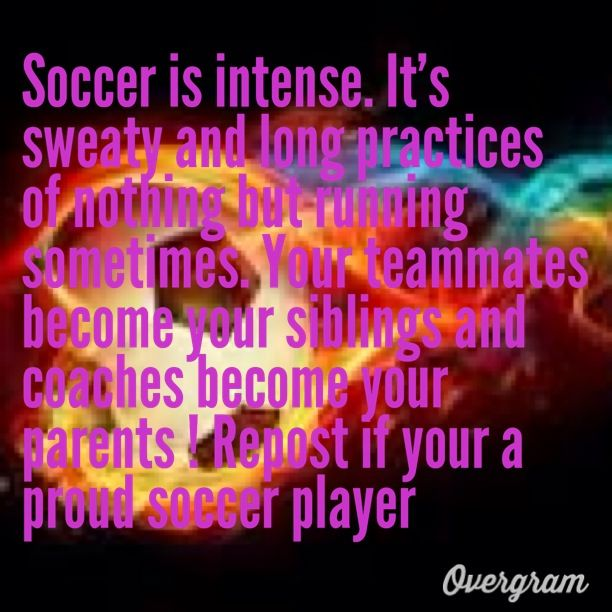 Tumblr girl soccer quotes