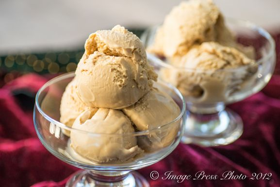 Bunkycooks » Brown Sugar-Bourbon Ice Cream – A Little Holiday Cheer