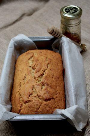 Mango Honey And Banana Bread | Recipes to try | Pinterest