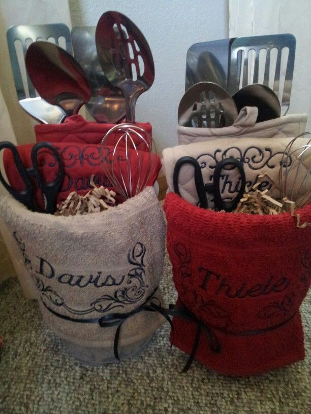 kitchen gift basket gift baskets pinterest