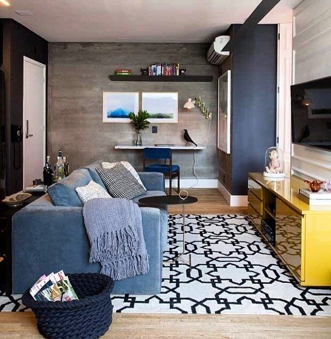 Sala pequena design