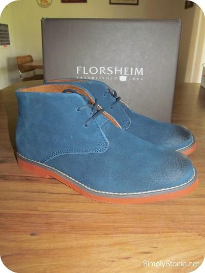 Florsheim Kids Review & Giveaway (US & Can)