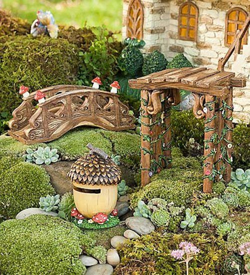 25 Perfect Accessories For Miniature Gardens