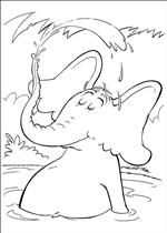 Pin by mary duff on school room mom pinterest for Seussical coloring pages