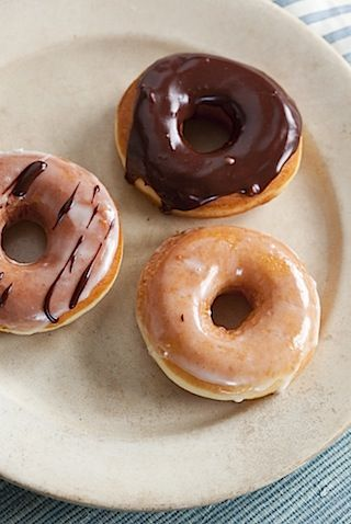 Pink Raised Doughnuts With Toasted Coconut Recipes — Dishmaps