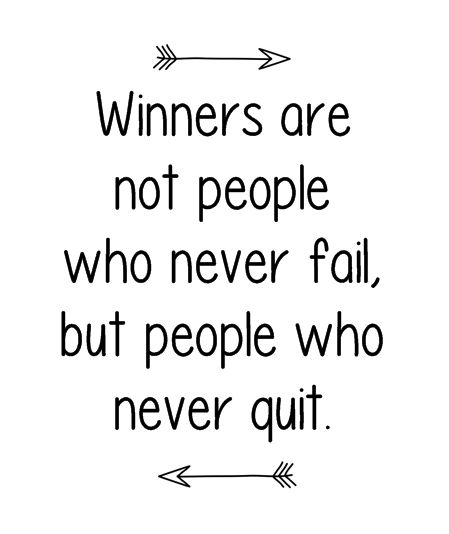 winners motivational quotes pinterest