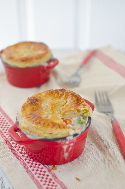 The Church Cook: Traditional Easy Pot Pies