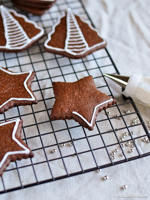 mayan spiced chocolate cookies | sweet sweet temptation | Pinterest