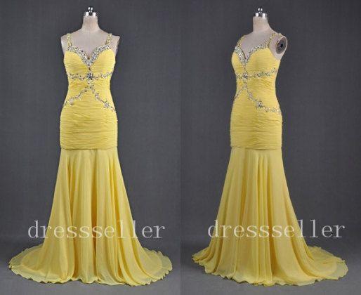 Like this yellow wedding dresses yellow weddings and dress long