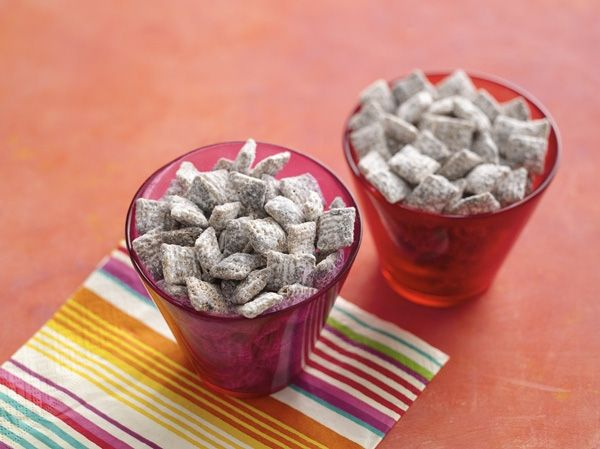 Chex Mexican Muddy Buddies - delicious and gluten-free!