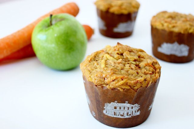 Sweet Frosting: Caramel Carrot Muffins | Sweets and deserts | Pintere ...