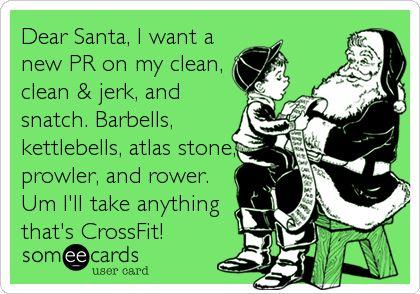 CrossFit Christmas!