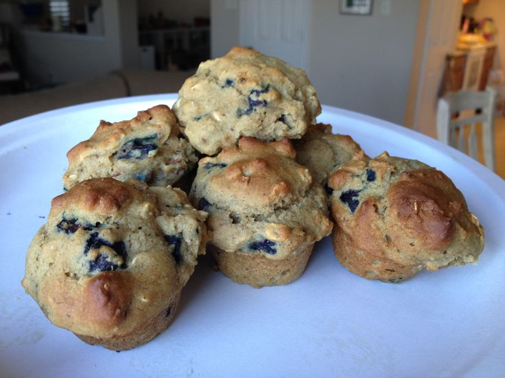 Gluten-Free Blueberry Muffins | Gluten Free and Tasty | Pinterest