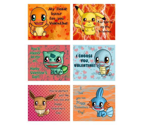 pokemon valentines day poems