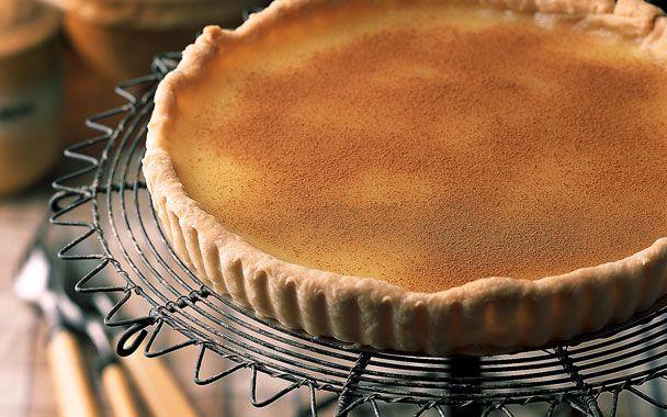 pioneer vinegar pie recipe from gourmet mag
