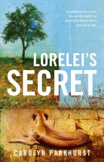 Lorelei's Secret is a real page turner.  It explores love and loss, starting out as a mystery book featuring a devastated husband and the couple's loving dog, but soon becomes more scary. A real rollercoaster.