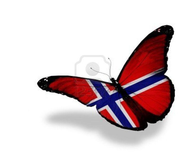norwegen flag