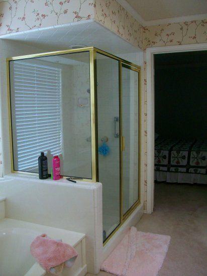 master bathroom makeover on a budget home decor pinterest