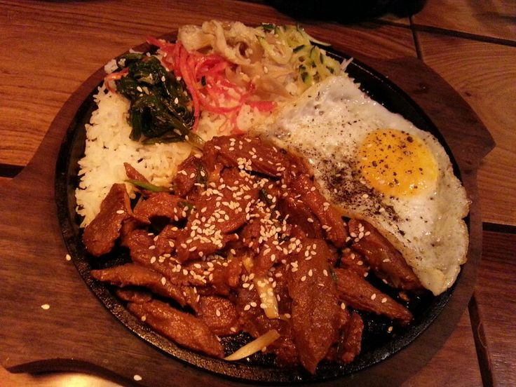 Pork bulgogi | Deliciousness | Pinterest