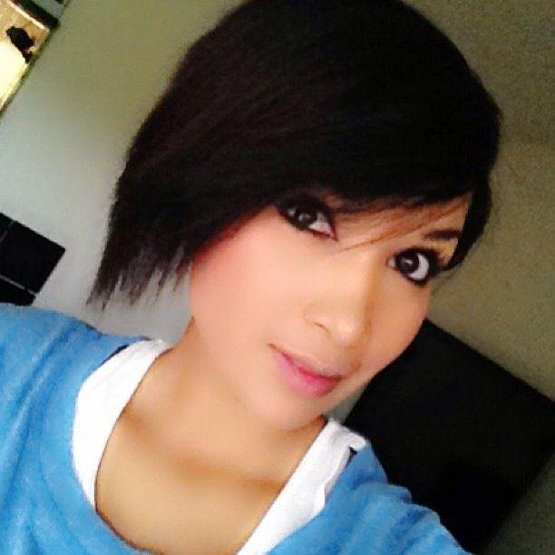 My pixie cut | Funky Short Hair | Pinterest