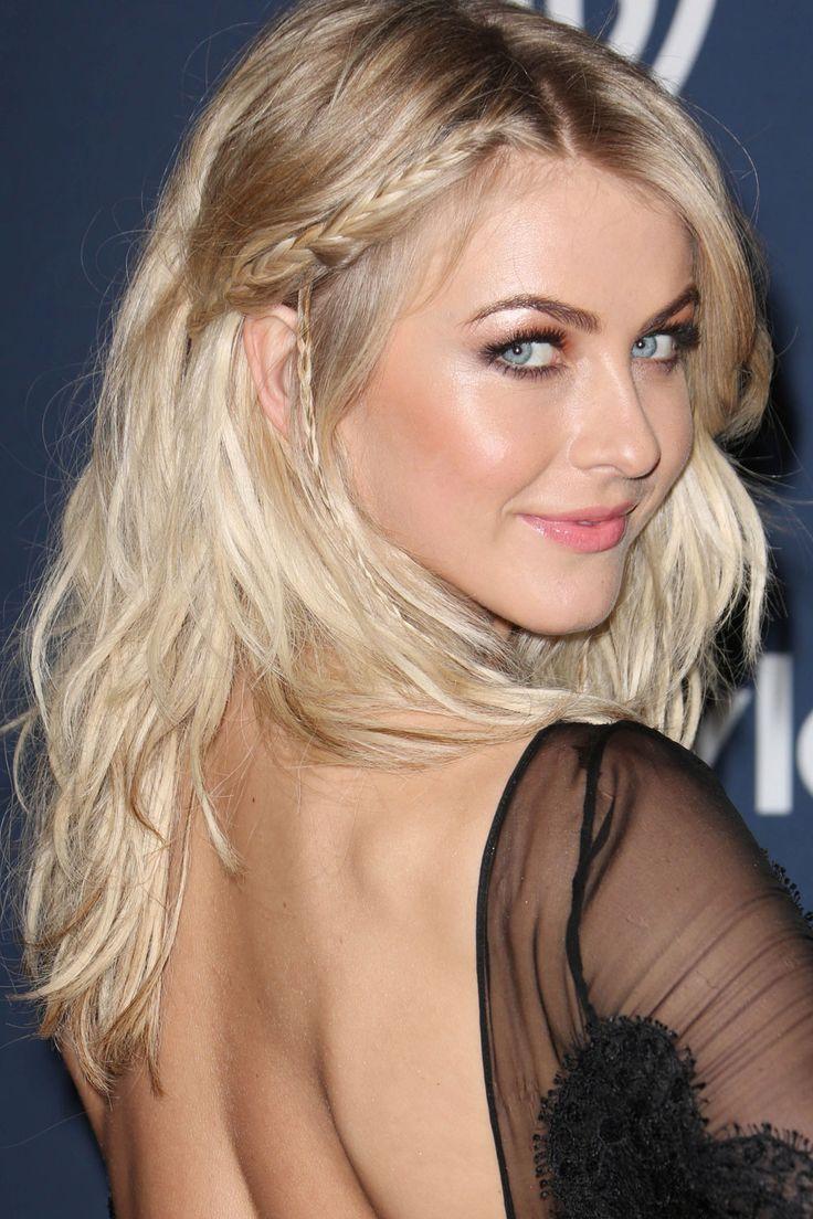 Julianne Hough - Wedding Hairstyles